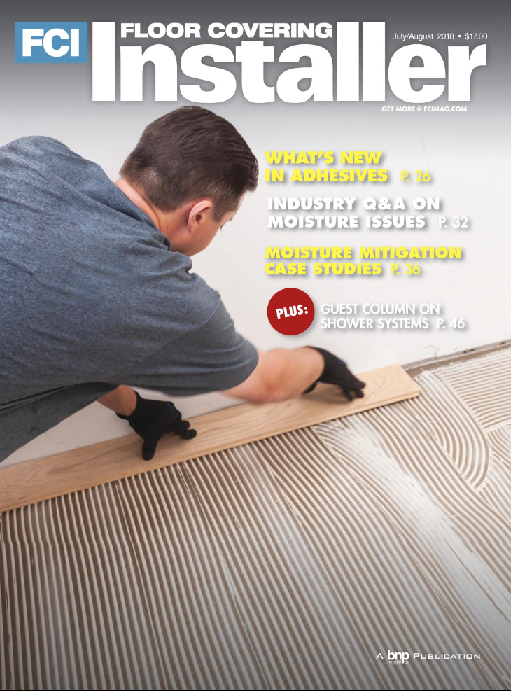 Floor Covering Installer