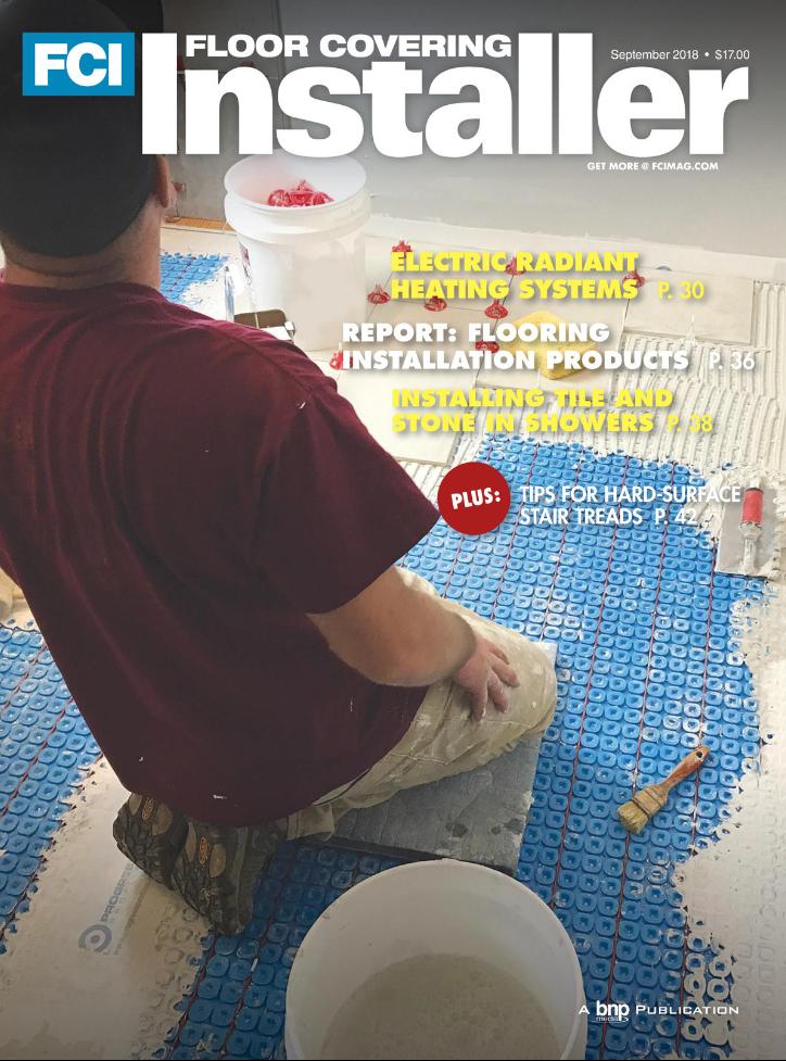 Floor Covering Installer Magazine