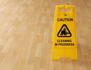 Preventing Moisture in Floors