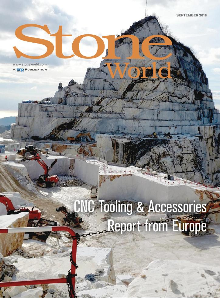 Stone World Magazine
